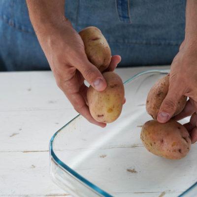 Запекаем картофель