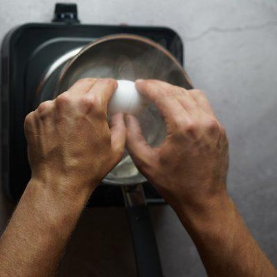 Готовим яйцо пашот