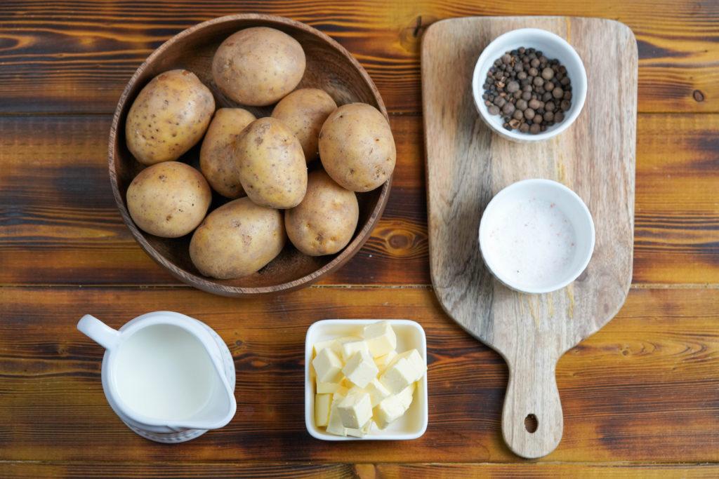 Лучшее картофельное пюре