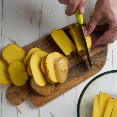 Картофель фри рецепт