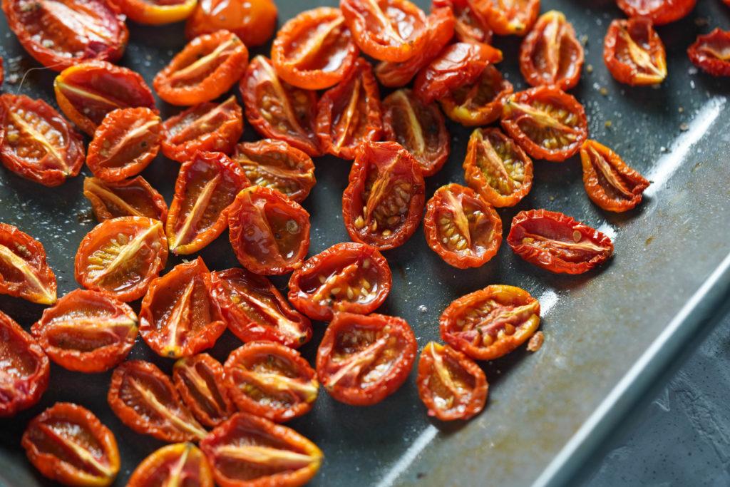 Как сделать веляные томаты