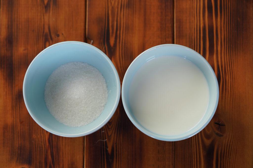 Сгущеное молоко
